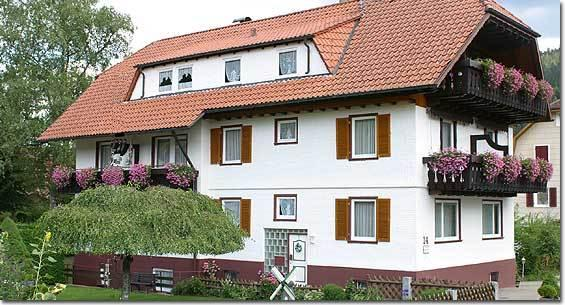 Herzlich willkommen im Schwarzwaldhaus am Kurpark Enzklösterle